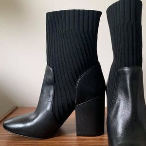 Vince Camuto sock boots
